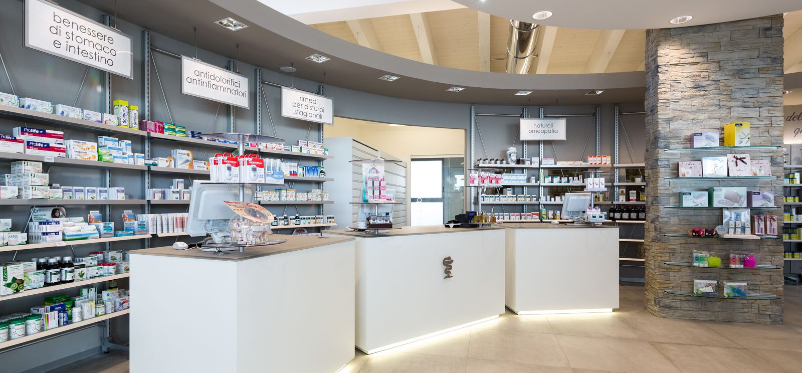 pharmacy solutions and furniture