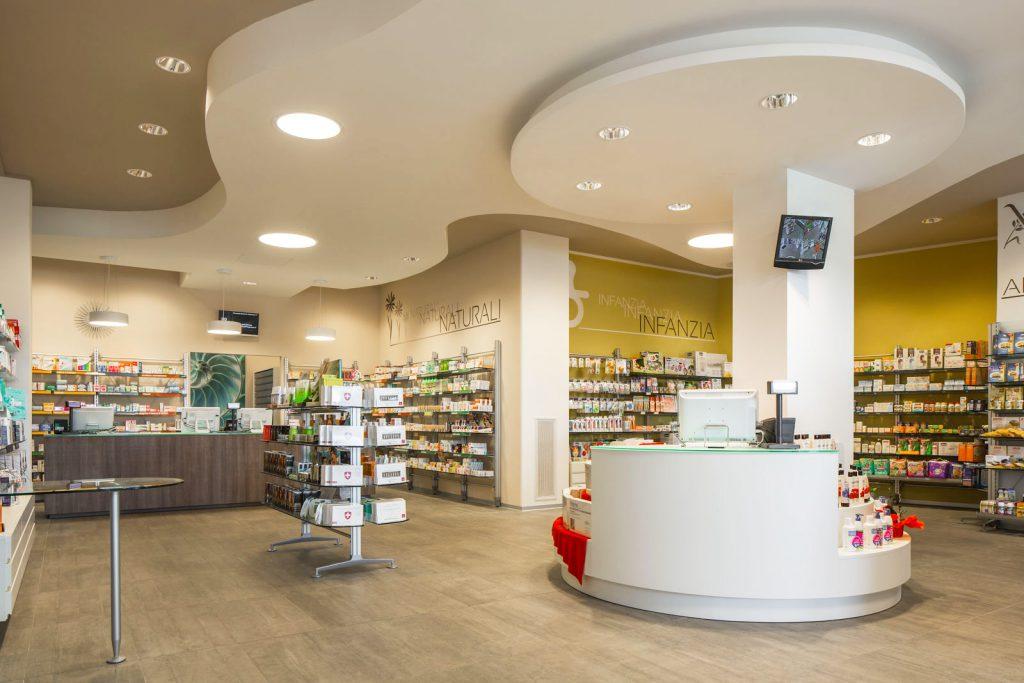 Farmacia Greco, Tarquinia banco informazioni