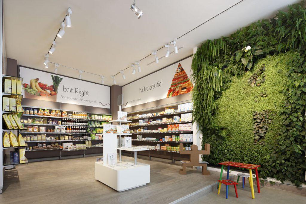 """""""La Mia Farmacia"""" - Verona, area verde"""