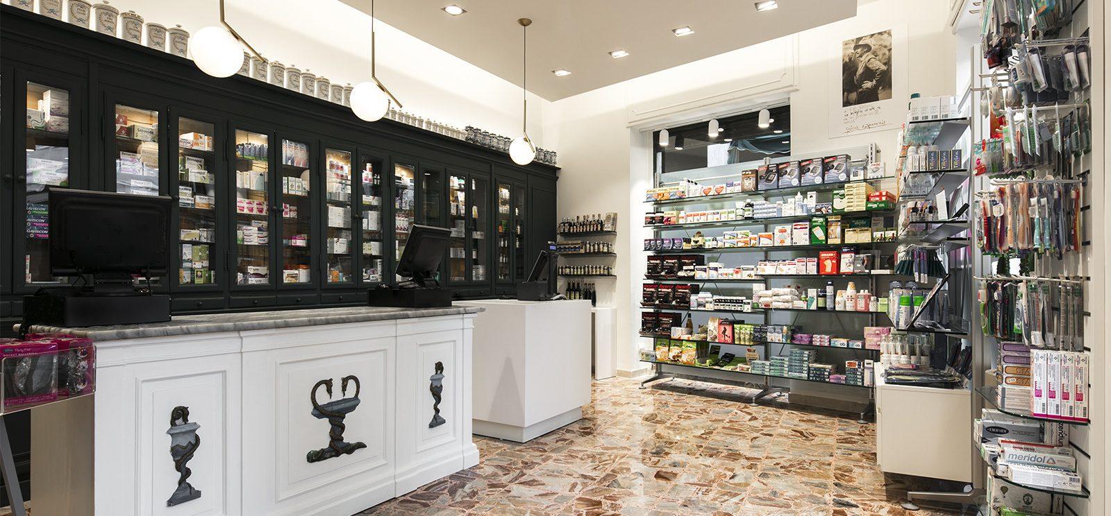Farmacia Internazionale Storari, Gardone Riviera (BS)