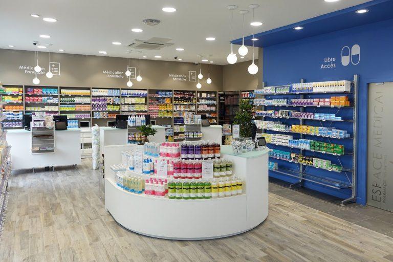 Pharmacie Des Amonts M. Licha